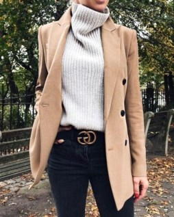 Amazing Fall Outfits Ideas With Blazer20