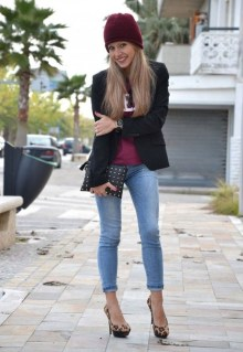 Amazing Fall Outfits Ideas With Blazer31