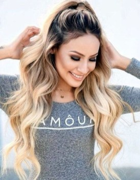 Awesome Long Hairstyles For Women25