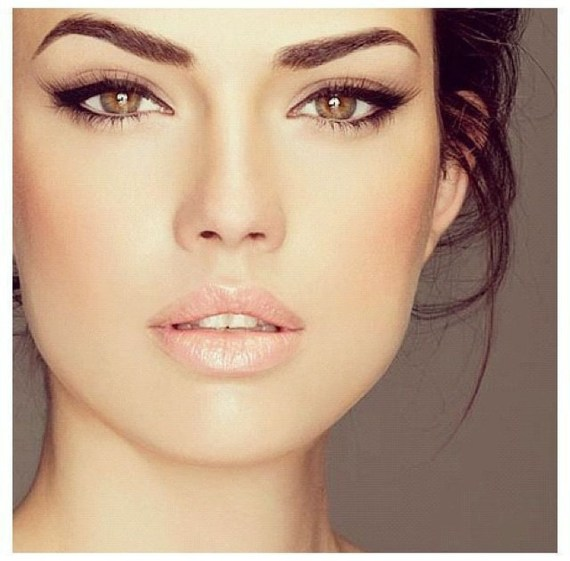 Best Natural Prom Makeup Ideas To Makes You Look Beautiful41