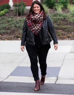 Casual And Comfy Plus Size Fall Outfits Ideas12