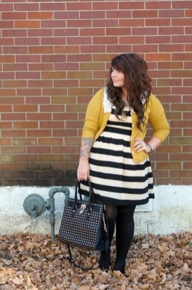 Casual And Comfy Plus Size Fall Outfits Ideas17
