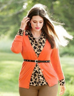 Casual And Comfy Plus Size Fall Outfits Ideas43