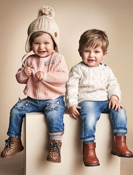Cute Adorable Fall Outfits For Kids Ideas17