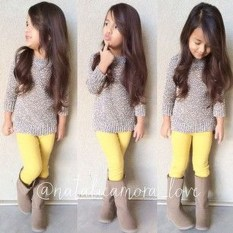 Cute Adorable Fall Outfits For Kids Ideas41
