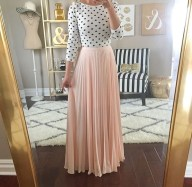 Cute Maxi Skirt Outfits To Impress Everybody09