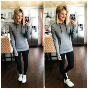 Cute Outfits Ideas With Leggings Suitable For Fall23