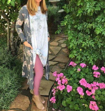 Cute Outfits Ideas With Leggings Suitable For Fall24