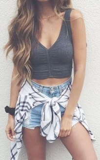 Cute Summer Outfits Ideas For Juniors32
