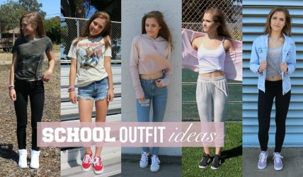 Easy And Cute Summer Outfits Ideas For School05