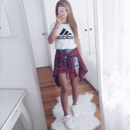 Easy And Cute Summer Outfits Ideas For School07