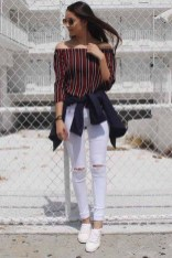 Easy And Cute Summer Outfits Ideas For School38