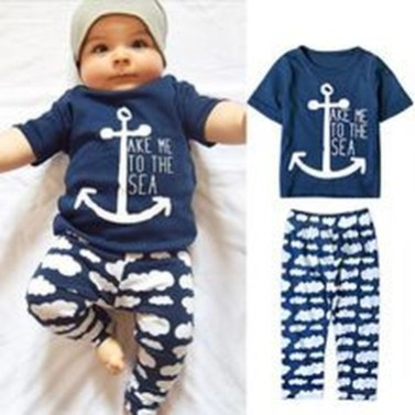 Most Popular Newborn Baby Boy Summer Outfits Ideas13