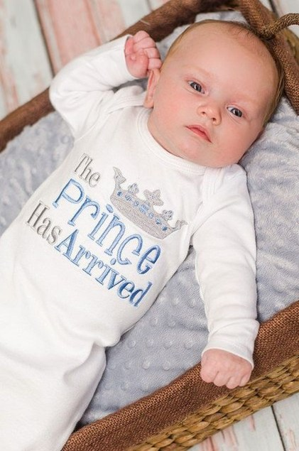 Most Popular Newborn Baby Boy Summer Outfits Ideas16