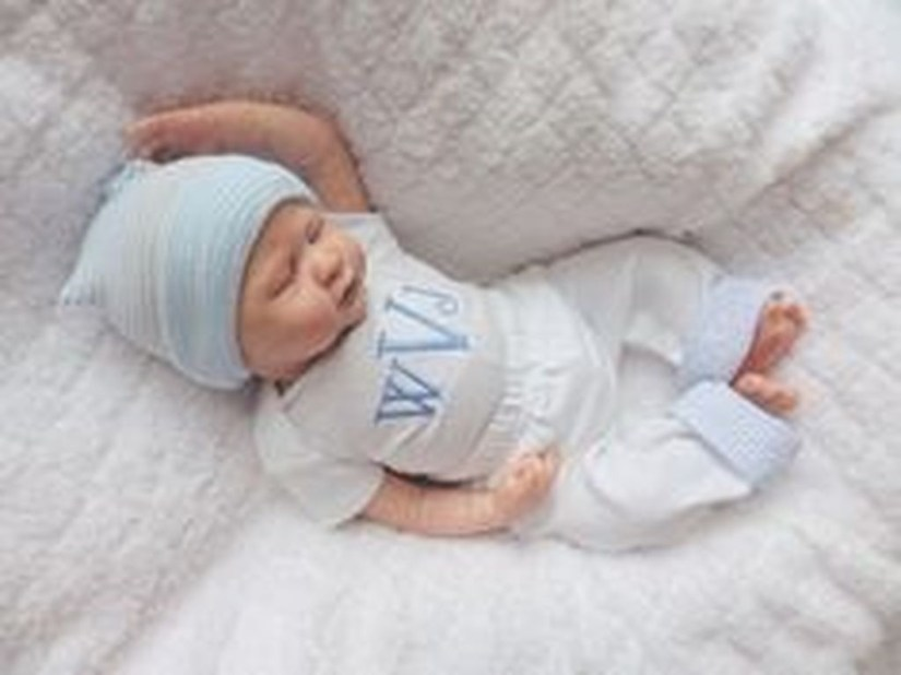 Most Popular Newborn Baby Boy Summer Outfits Ideas20