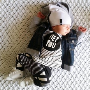 Most Popular Newborn Baby Boy Summer Outfits Ideas22