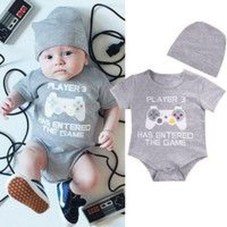 Most Popular Newborn Baby Boy Summer Outfits Ideas25