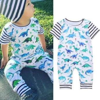 Most Popular Newborn Baby Boy Summer Outfits Ideas29
