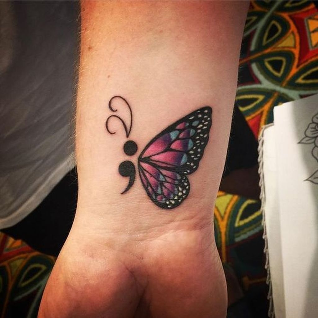 Simple But Meaningful Tattoo Ideas For Women44