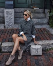 Stylish Work Dresses Inspirations Ideas To Wear This Fall24