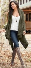 Amazing Winter Outfit Ideas For Women35