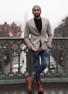 Awesome European Men Fashion Style To Copy12
