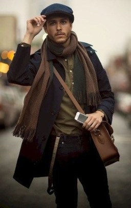 Awesome European Men Fashion Style To Copy17