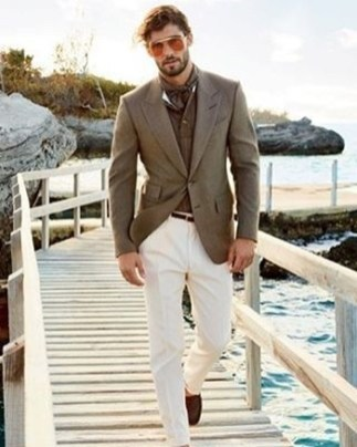 Awesome European Men Fashion Style To Copy42