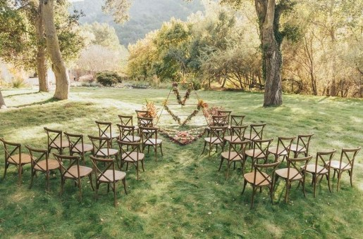 Awesome Outdoor Fall Wedding Tips Ideas33