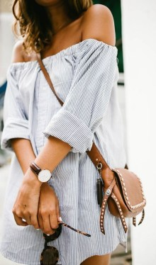 Charming Summer Outfits Ideas To Copy Right Now37