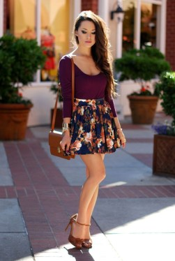 Charming Summer Outfits Ideas To Copy Right Now40