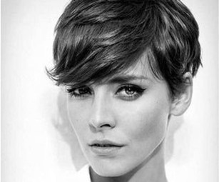 Chic Short Hairstyle To Copy Right Now22