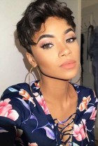Chic Short Hairstyle To Copy Right Now29