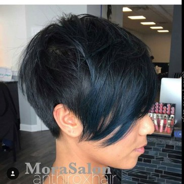 Chic Short Hairstyle To Copy Right Now31