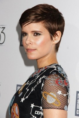 Chic Short Hairstyle To Copy Right Now33