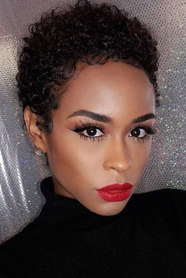 Chic Short Hairstyle To Copy Right Now35
