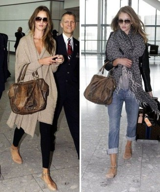 Classic And Casual Airport Outfit Ideas26
