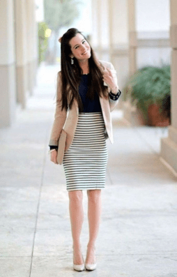 Comfortable Work Outfit Inspiration08