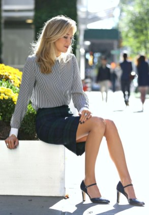 Comfortable Work Outfit Inspiration13