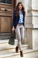 Comfortable Work Outfit Inspiration27