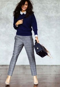 Comfortable Work Outfit Inspiration30