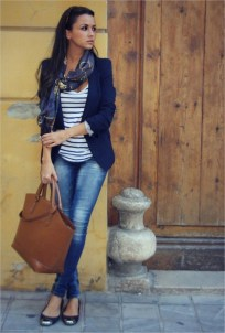 Comfortable Work Outfit Inspiration32