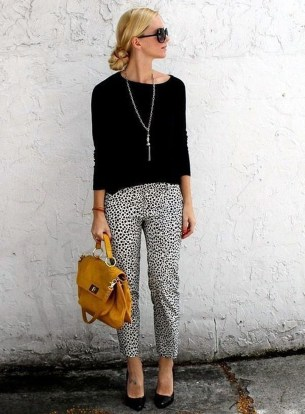 Comfortable Work Outfit Inspiration36