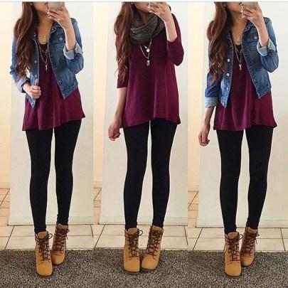 Cute Fall Outfits Ideas18