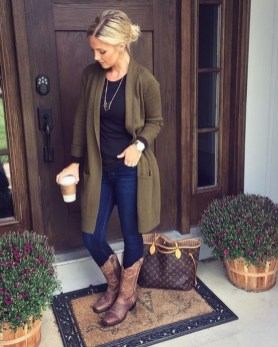 Elegant Fall Outfits Ideas To Inspire You32