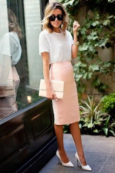 Fabulous Summer Work Outfit Ideas In 201921