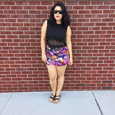 Magnificient Summer Outfit Ideas With Black Flats11
