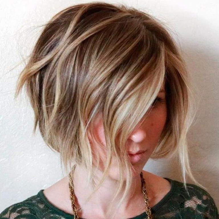 Modern Hairstyles For Fine Hair Ideas In 201834