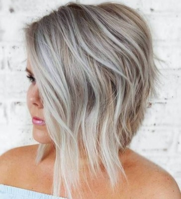 Modern Hairstyles For Fine Hair Ideas In 201836