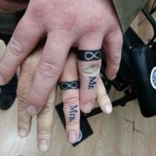 Perfect Wedding Tattoo Ideas24